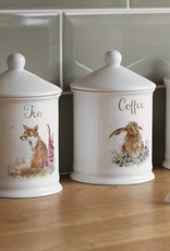 Wrendale Designs 'Fox' Tea Canister