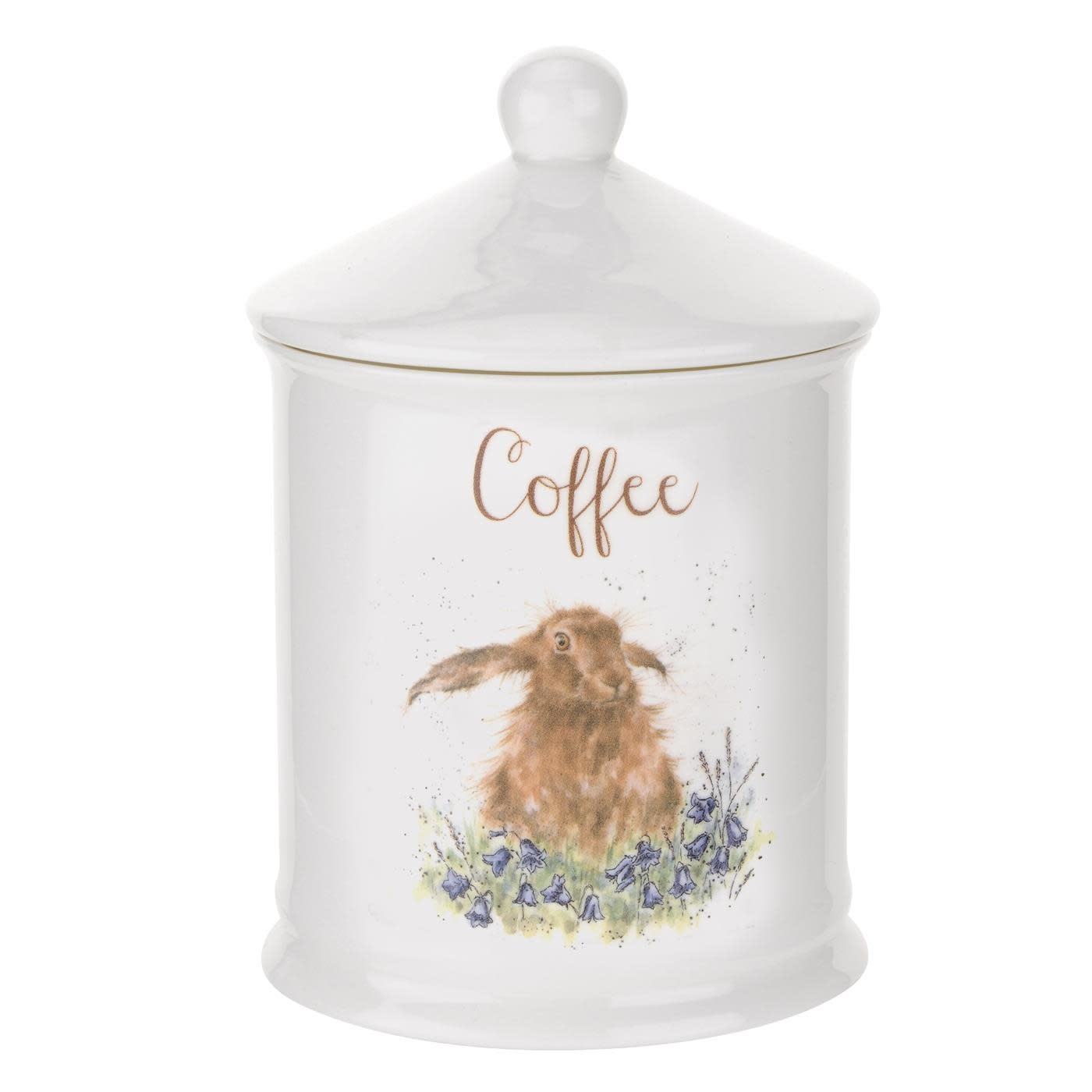 Wrendale Designs 'Hare' Coffee Canister