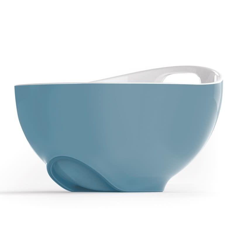 Joseph Joseph JJ TILT Ergonomic Mixing Bowl  - Blue