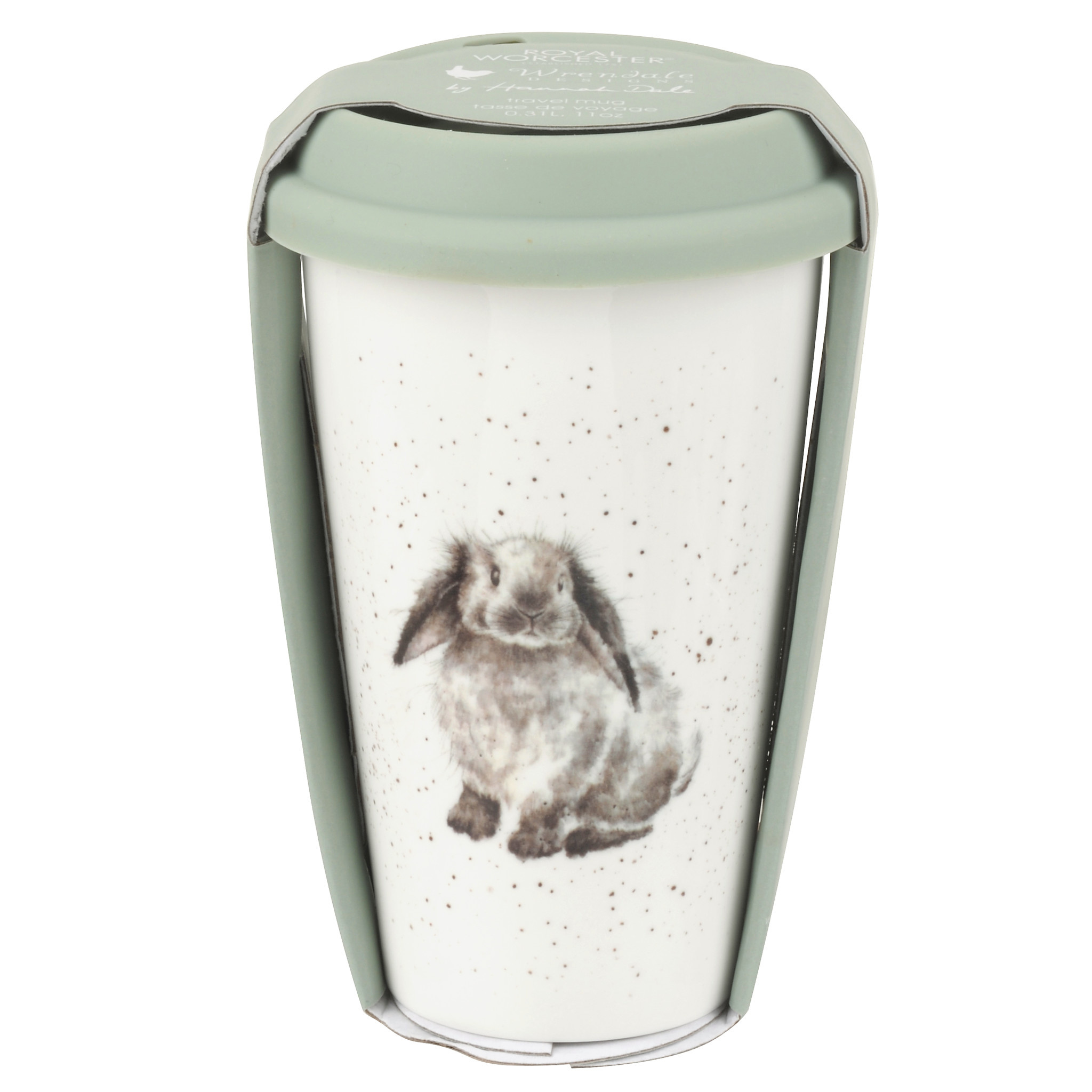 Wrendale Designs 'Rosie' Travel Mug