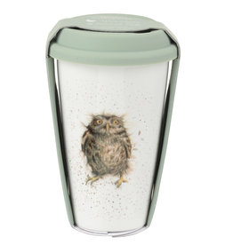 Wrendale Designs 'What a Hoot' Travel Mug