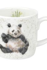 Wrendale Designs 'Bamboozled' Mug (Panda)