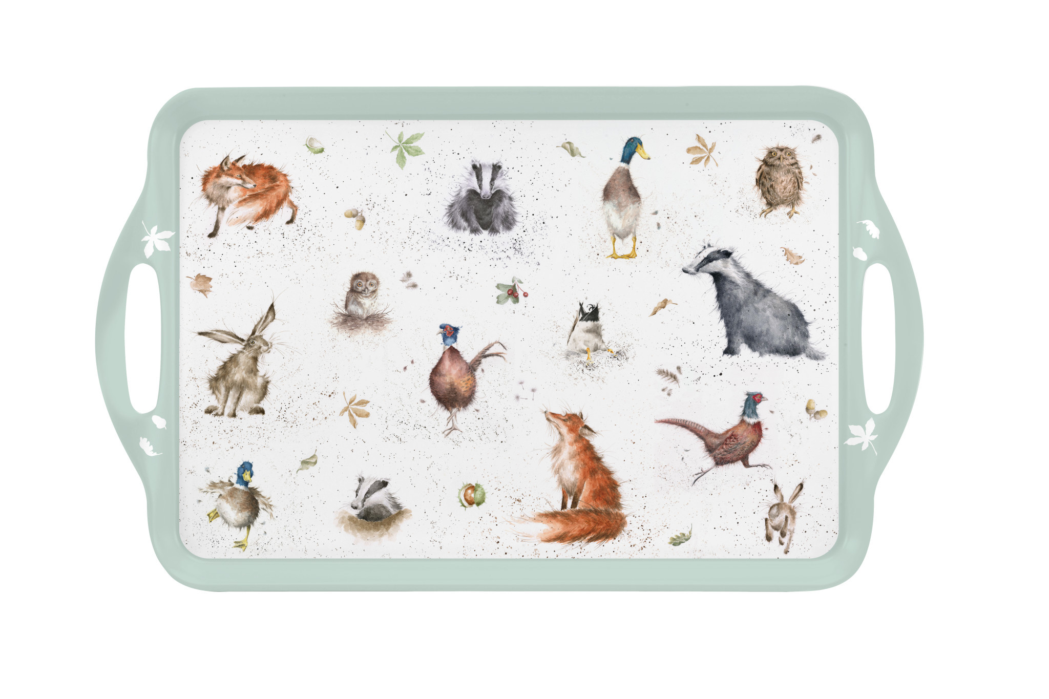 """Wrendale Designs Large Tray 18.9""""x11.6"""""""