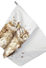 "WRNDL Tea Towel 18"" x 29"" - Owl"