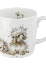 Wrendale Designs Large 'Best of Friends' Mug