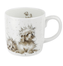 Wrendale Designs Large 'Best of Friends' Mug