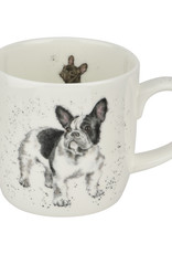 Wrendale Designs 'Frenchie' Mug