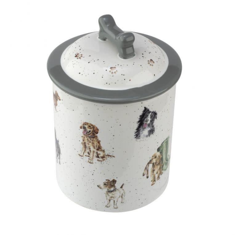 Wrendale Designs Dog Treat Jar