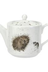 Wrendale Designs Hedgehog Teapot