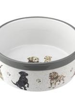 Wrendale Designs Large Dog Bowl