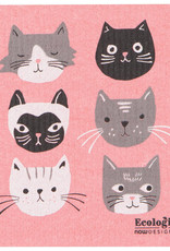 Now Designs Swedish Dishcloth - Cats Meow
