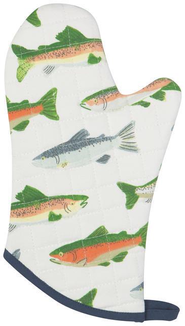 Now Designs Mitt - Gone Fishin