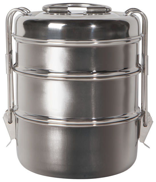 Now Designs Tiffin Food Container S.S.