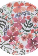 "Now Designs Round Tray - Botanica 14.5"""