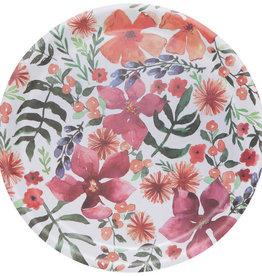 "Now Designs Round Willow Tray - Botanica - 14.5"""