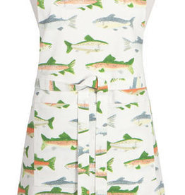 Now Designs Apron Chef - Gone Fishin