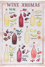Now Designs Wine Aromas Tt.