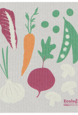 Now Designs Swedish Dishcloth - Veggie
