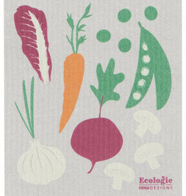 Now Designs Swedish Dishcloth - Veggie
