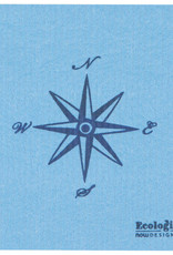 Now Designs Swedish Dishcloth - Compass