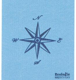 Now Designs Swedish Dishcloth - Compass