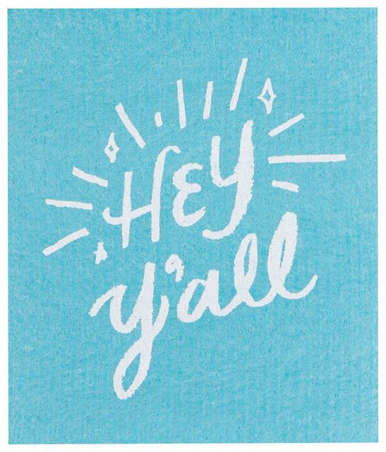 Now Designs Swedish Dishcloth - Hey Yall