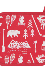 Now Designs Potholder - O Canada