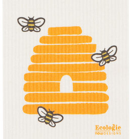 Now Designs Swedish Dishcloth - Bees