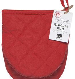 Now Designs Grabber Mitt - Red