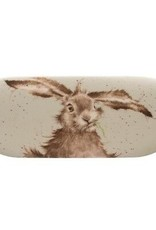 Wrendale Designs 'Hare-Brained' Glasses Case