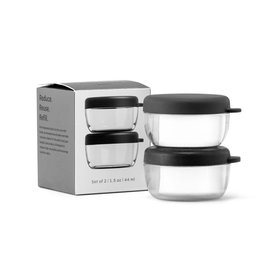 W&P Design Porter - Dressing Containers S/2 - 1.5oz