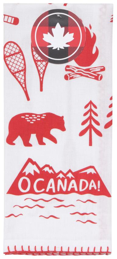 Now Designs Tt - O Canada Print
