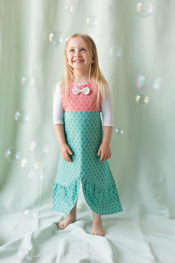 Now Designs Kids Apron - Daydream Mermaid