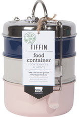 Now Designs Tiffin Food Container - Posy