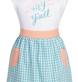 Now Designs Hey Y'all - Classic Apron