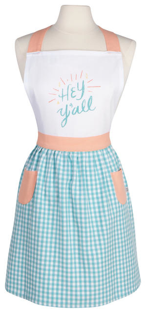 Now Designs Classic Apron - Hey Yall