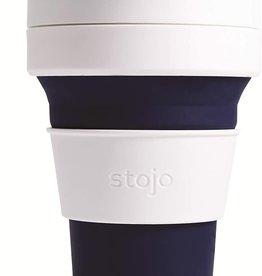 Stojo Pocket Cup 12oz - Indigo