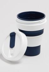 Stojo Stojo Pocket Cup 12oz - Indigo