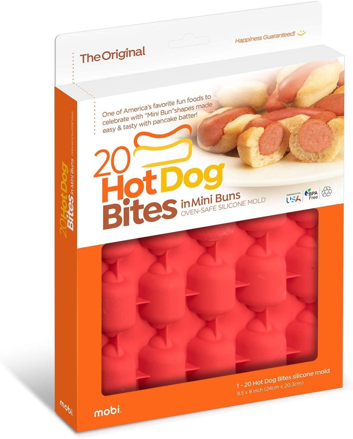 12 - Mini Hot Dog Bites
