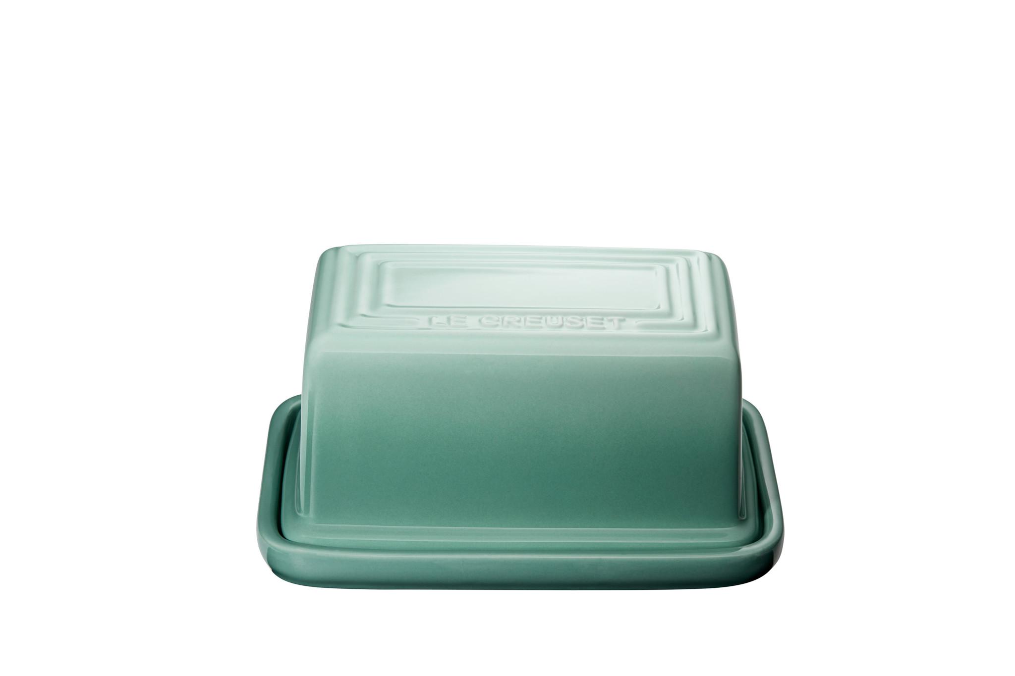 Le Creuset Butter Dish 1lb - Sage