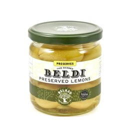 Belazu Preserved Lemons 350g/220g