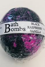 Black Raspberry - Bath Bomb