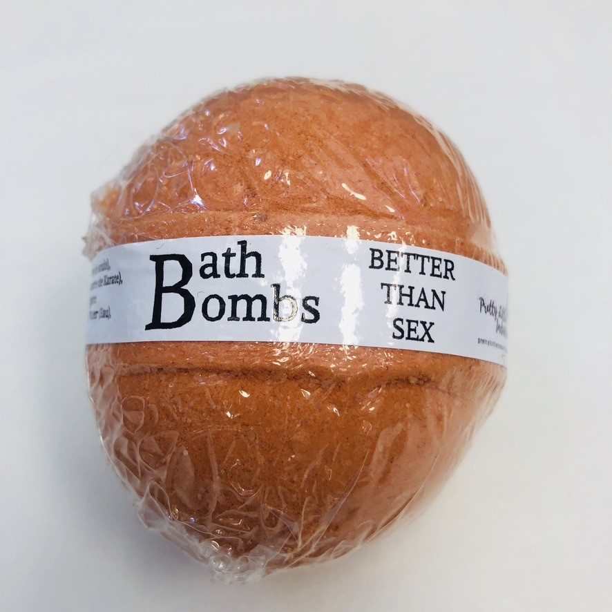 Better Than Sex - Bath Bomb