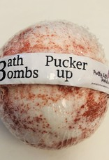 Pucker Up - Bath Bomb