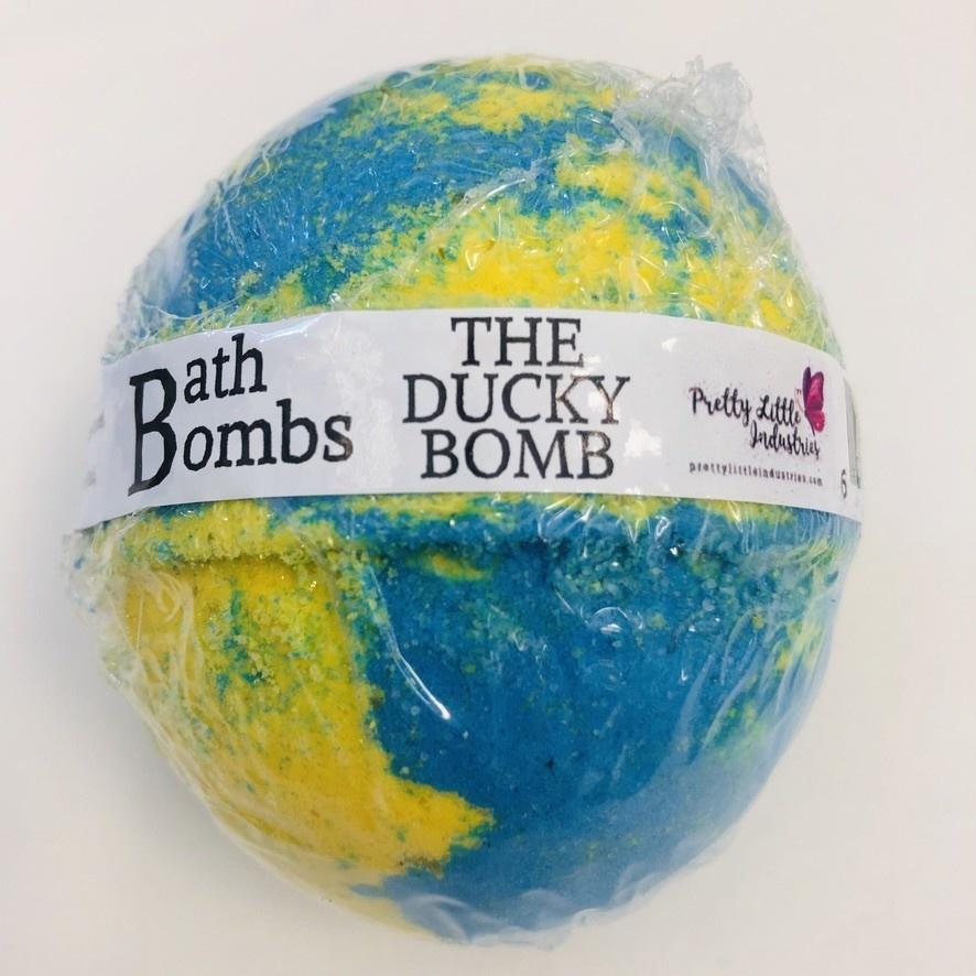 The Ducky Bomb - Bath Bomb