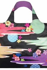 Loqi Tote Bag -  Dancing Birds - Shinpei Naito