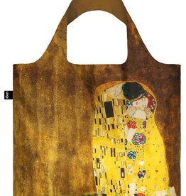 Loqi Tote Bag - Museum - The Kiss - Gustav Klimt