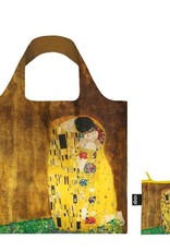 Loqi Tote Bag - Museum - The Kiss - Gustav Klimt