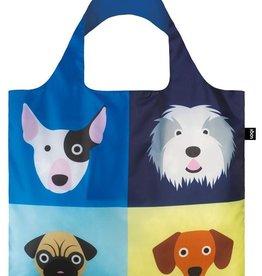 Loqi Tote Bag - Stephen Cheetham - Dogs