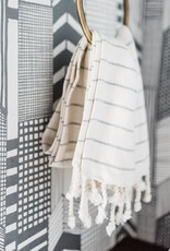 House of Jude Mini Turkish Towel - Dove